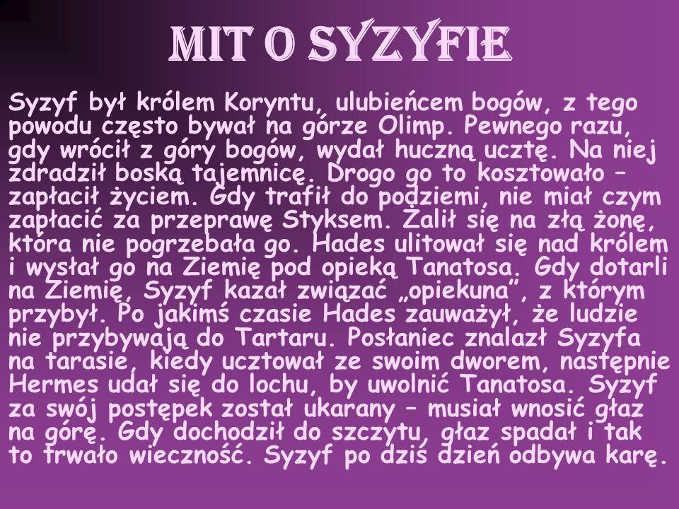 MIT O SYZYFIE