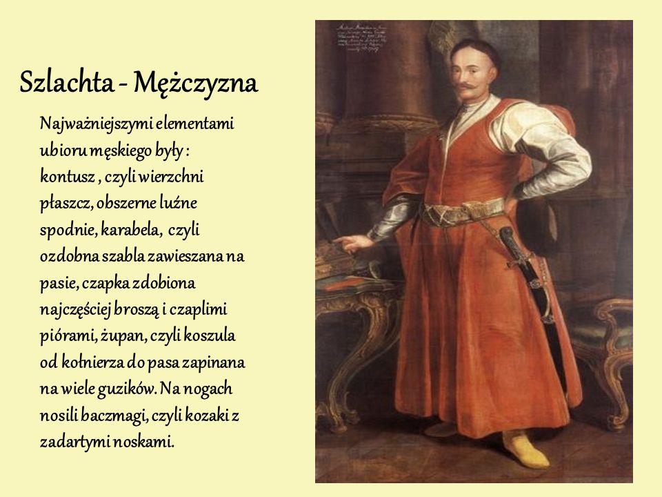 Szlachta - Mężczyzna