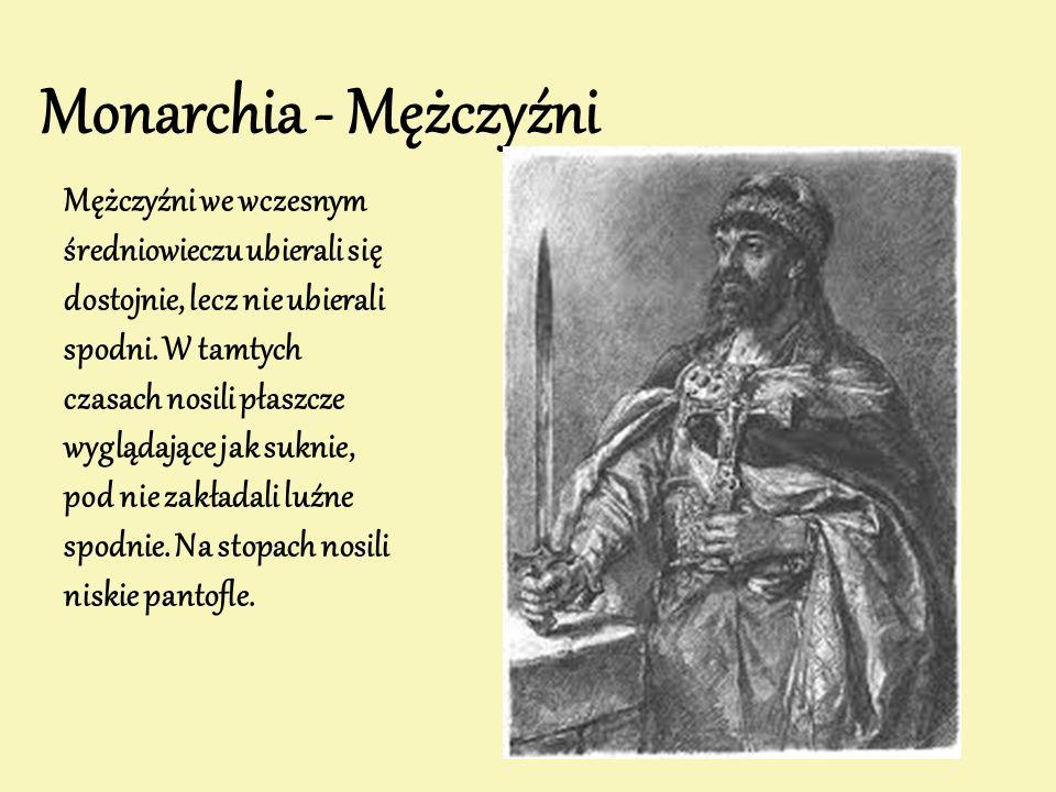 Monarchia - Mężczyźni