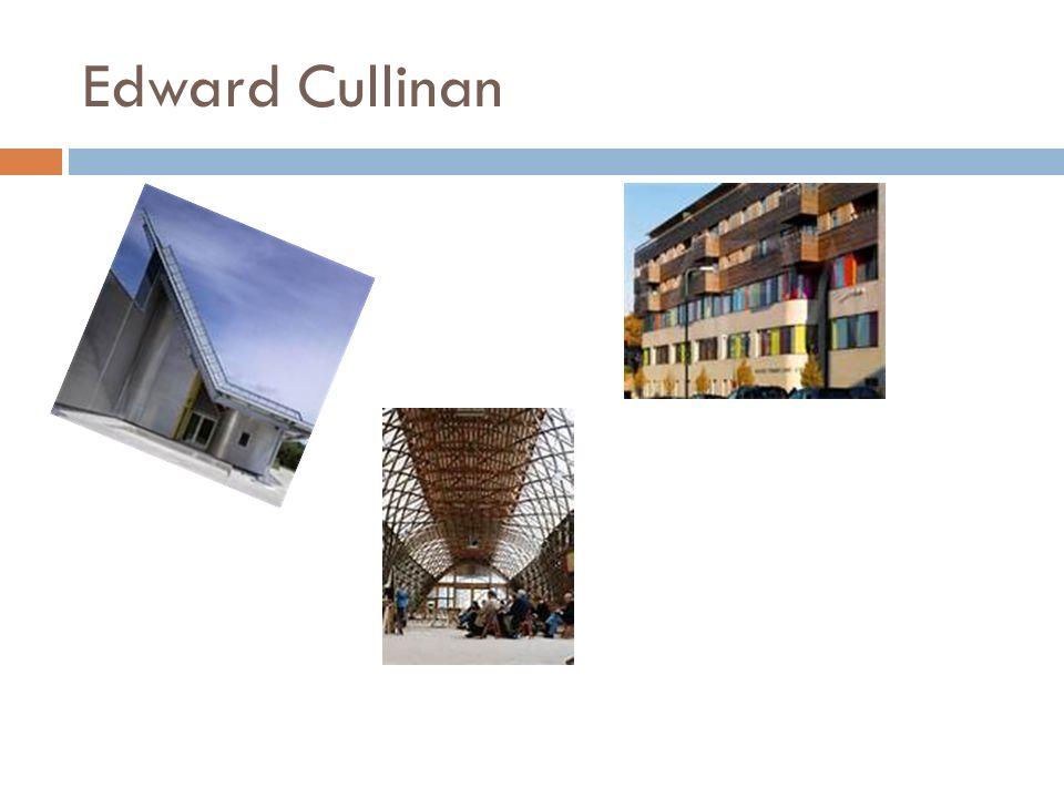 Edward Cullinan