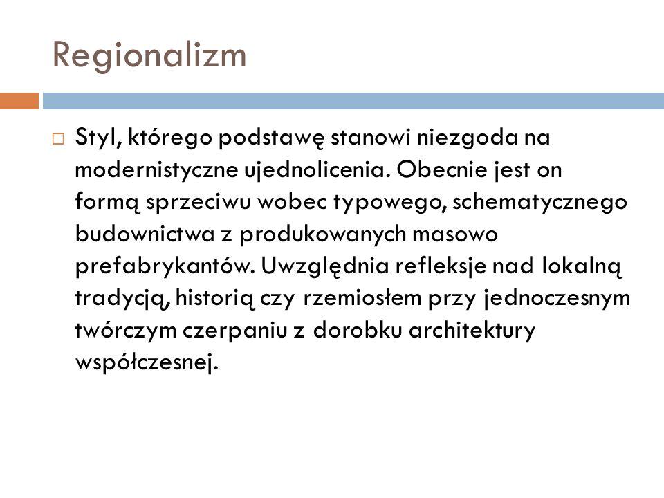 Regionalizm