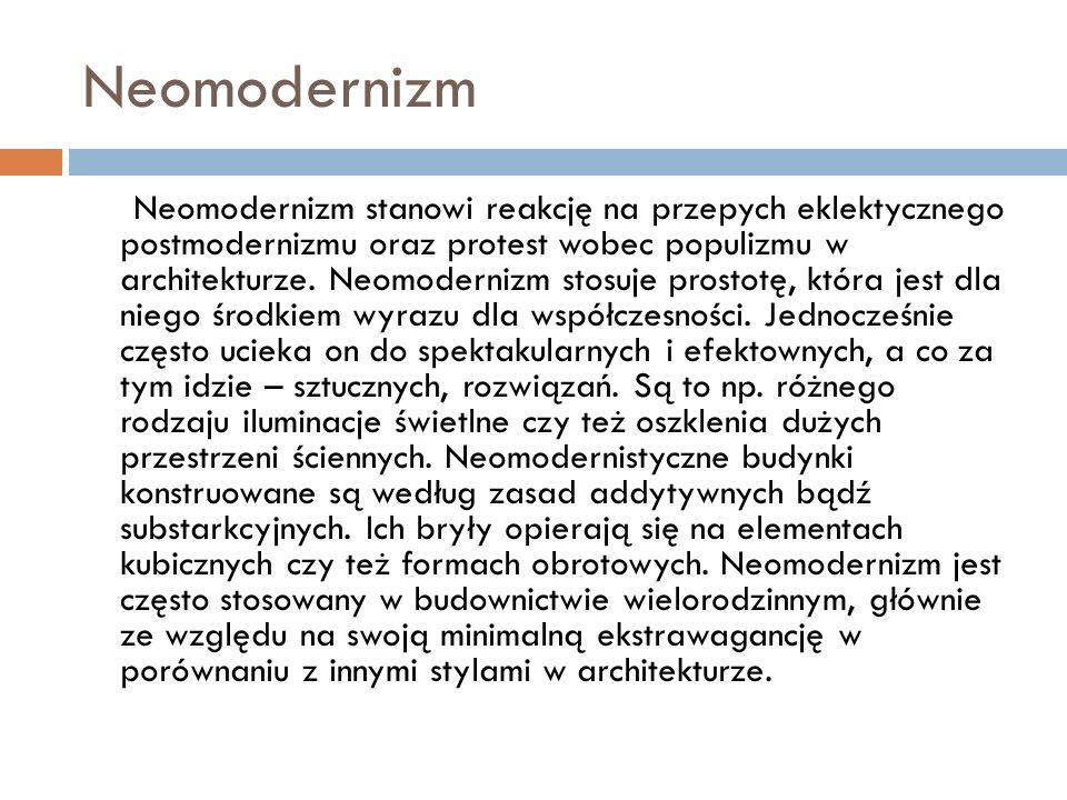 Neomodernizm