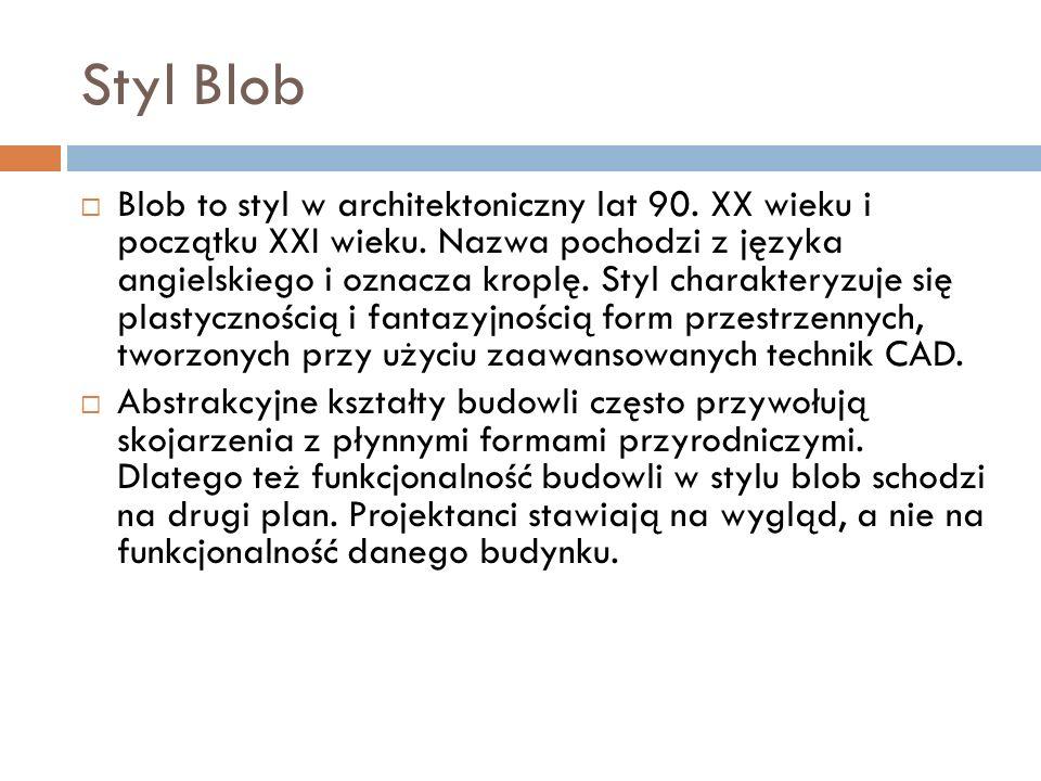 Styl Blob