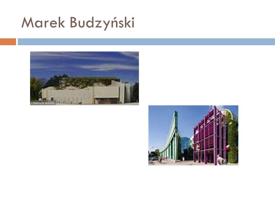 Marek Budzyński