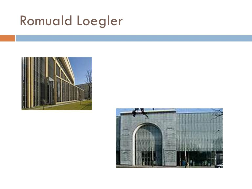 Romuald Loegler