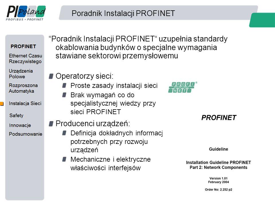 Poradnik Instalacji PROFINET