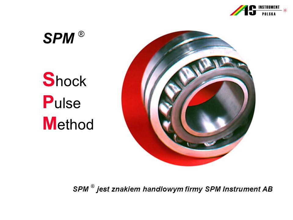 SPM ® jest znakiem handlowym firmy SPM Instrument AB