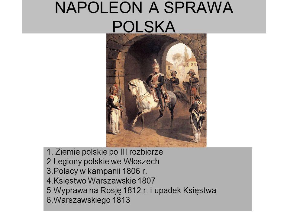 NAPOLEON A SPRAWA POLSKA