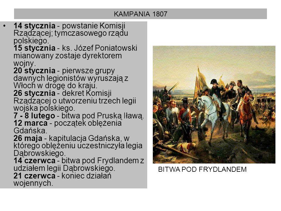 KAMPANIA 1807