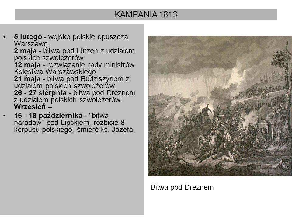KAMPANIA 1813