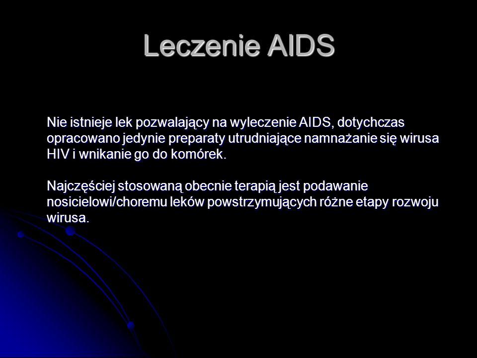 Leczenie AIDS