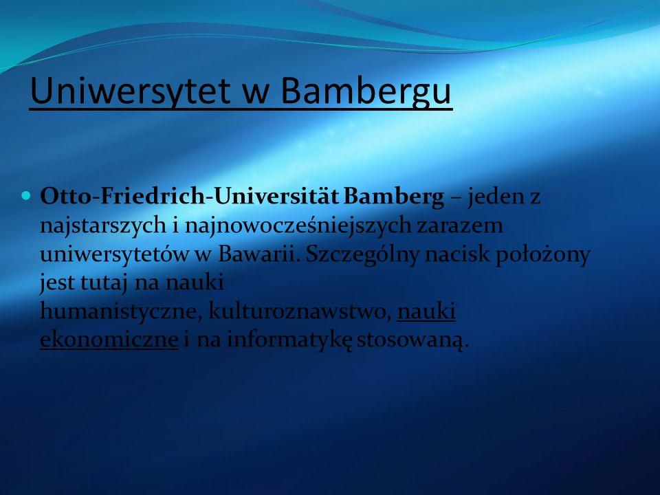 Uniwersytet w Bambergu