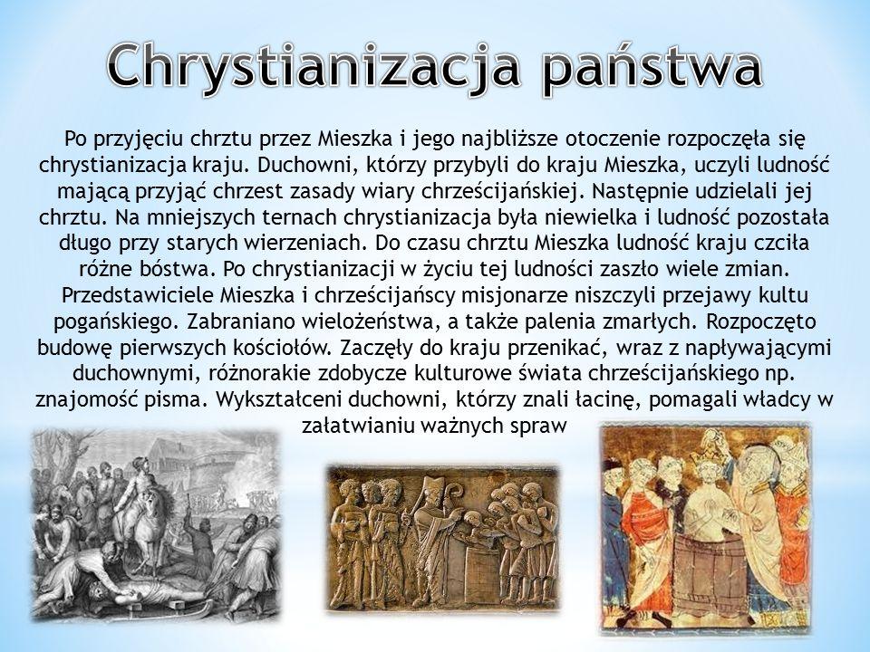 Chrystianizacja państwa