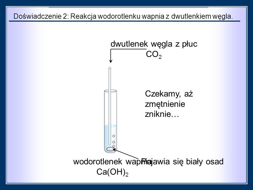 wodorotlenek wapnia Ca(OH)2