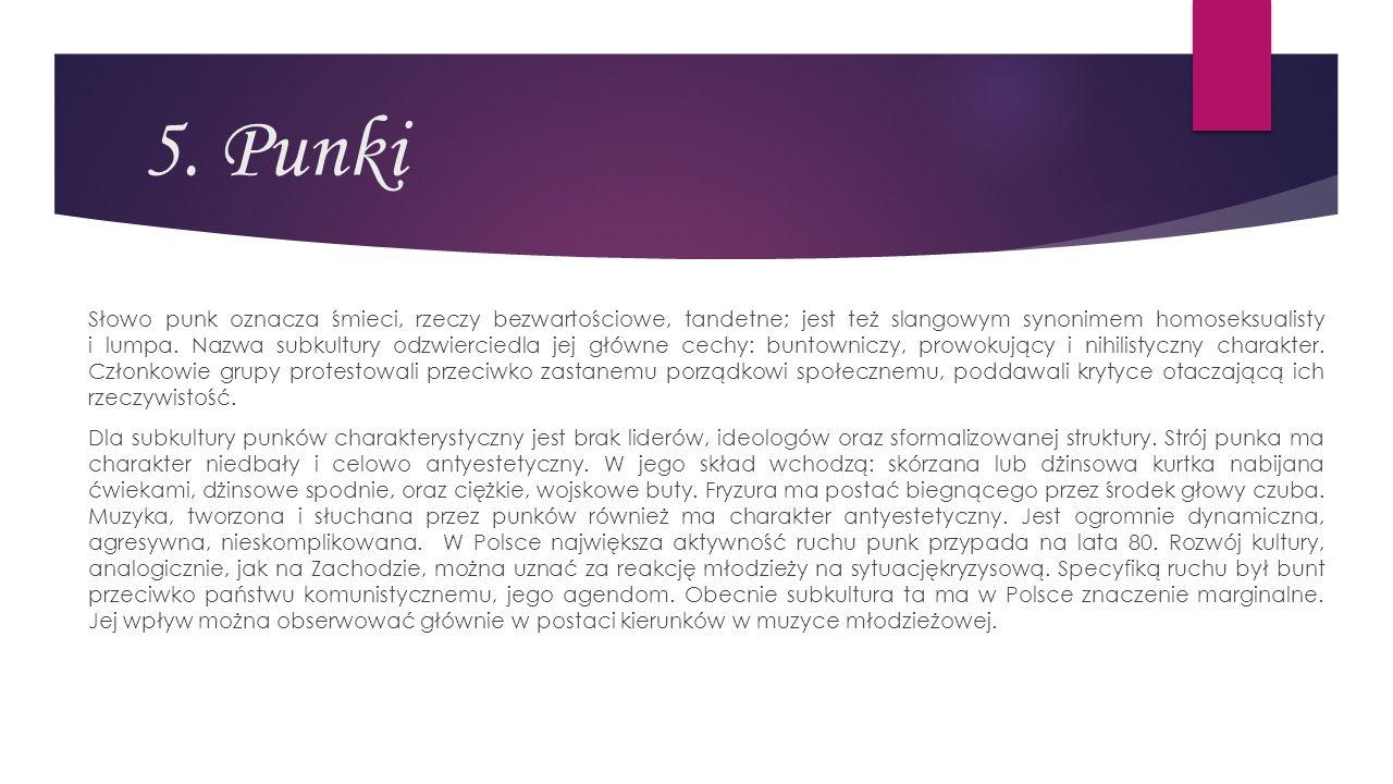 5. Punki