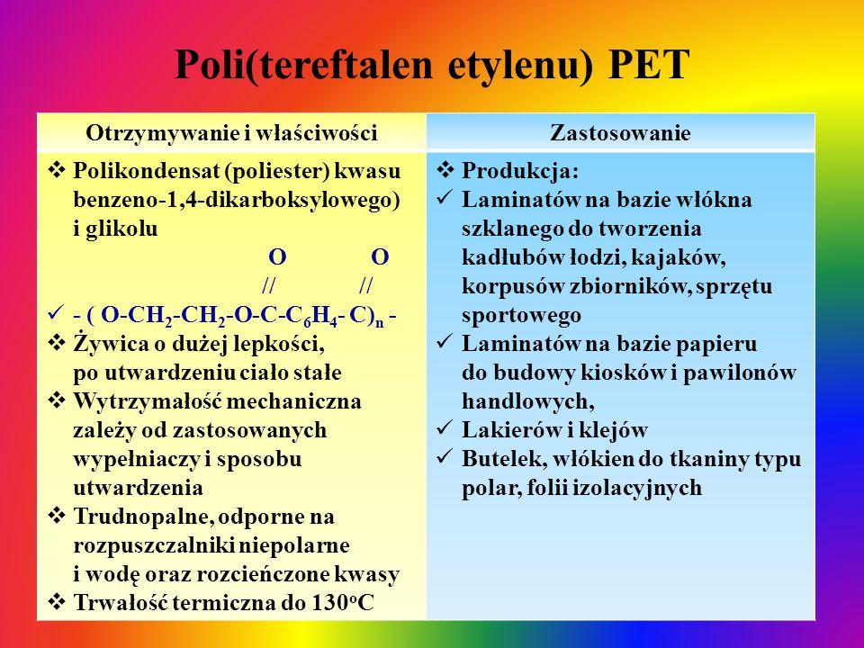 Poli(tereftalen etylenu) PET