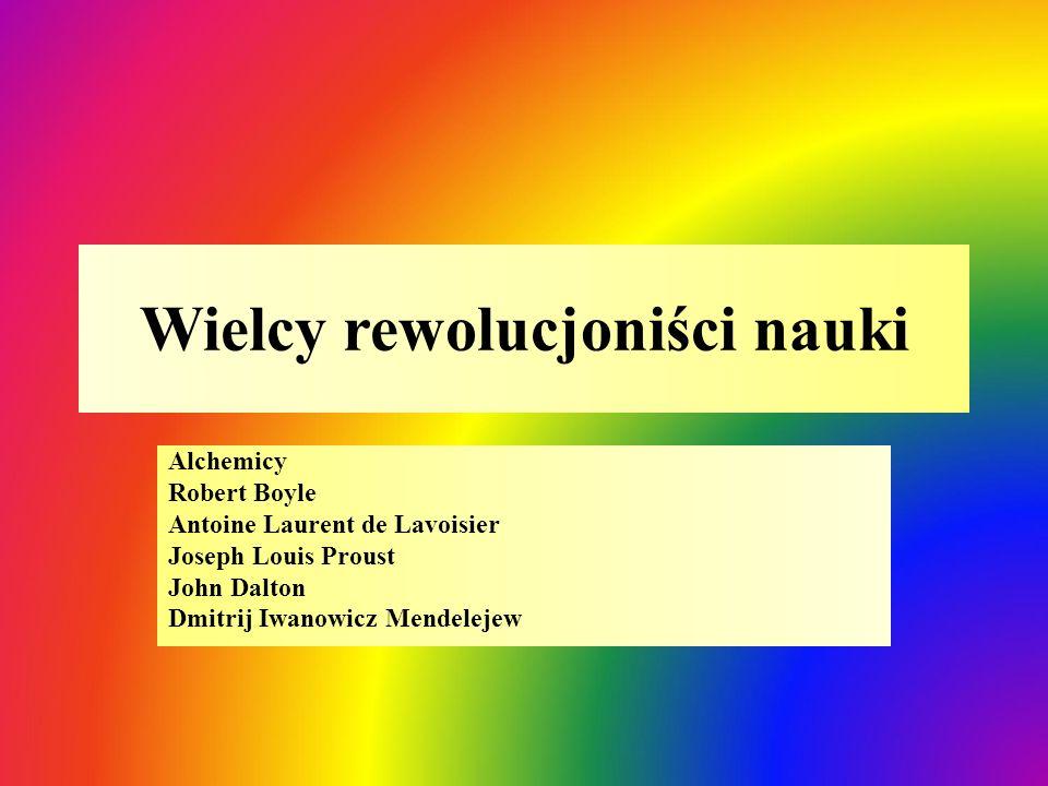 Wielcy rewolucjoniści nauki