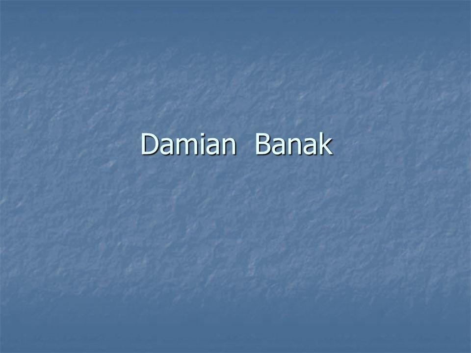 Damian Banak