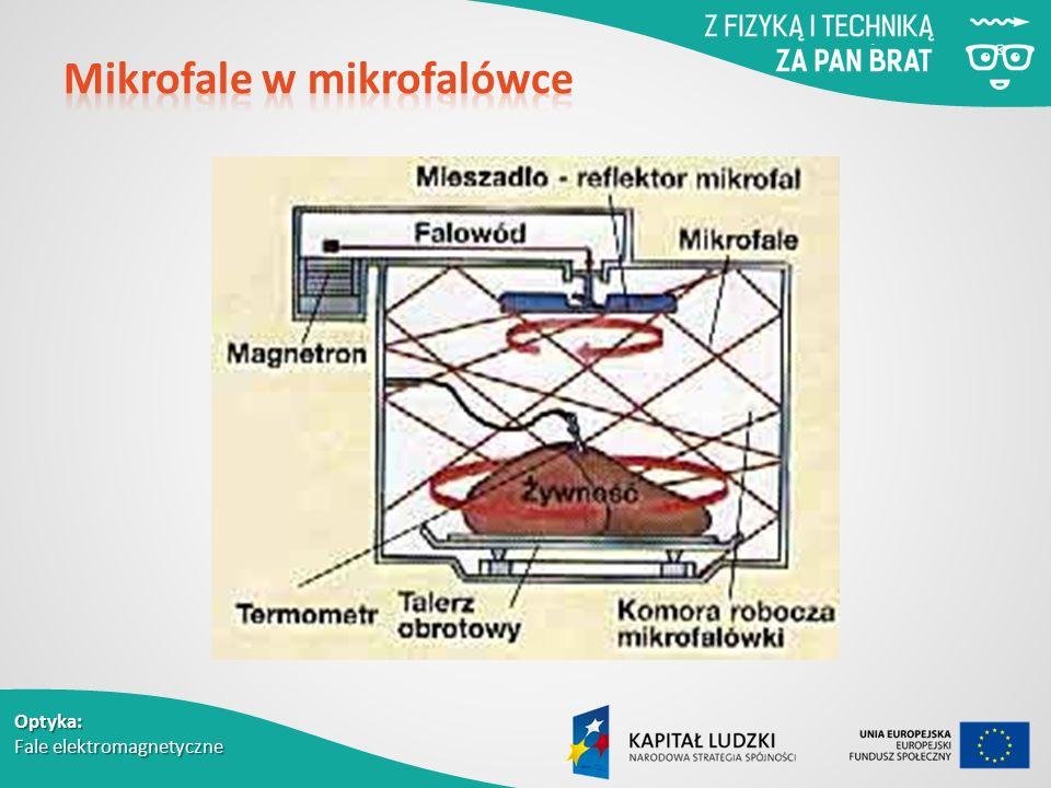 Mikrofale w mikrofalówce