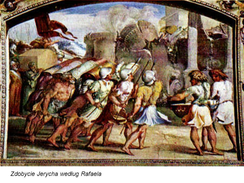 Zdobycie Jerycha według Rafaela