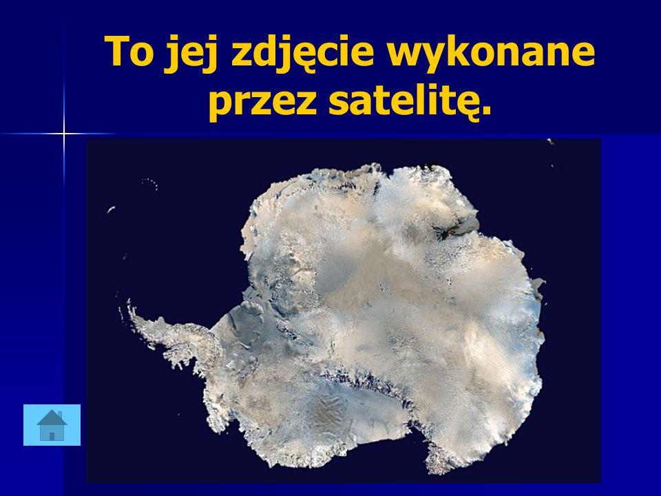 To jej zdjęcie wykonane przez satelitę.