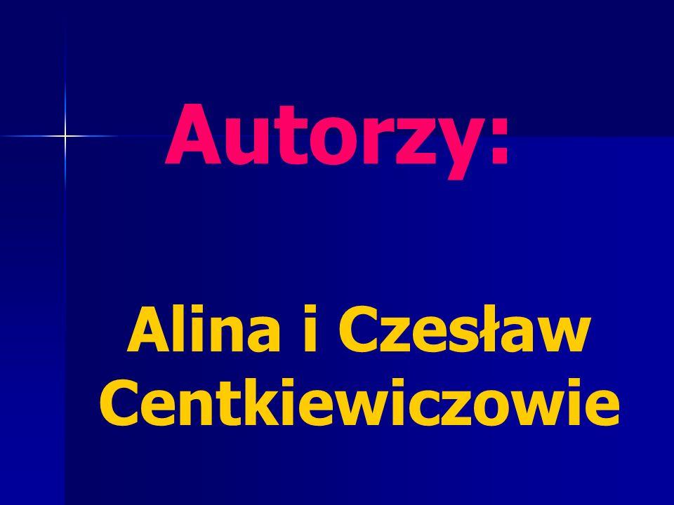 Alina i Czesław Centkiewiczowie