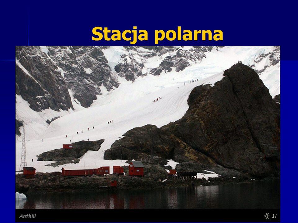 Stacja polarna