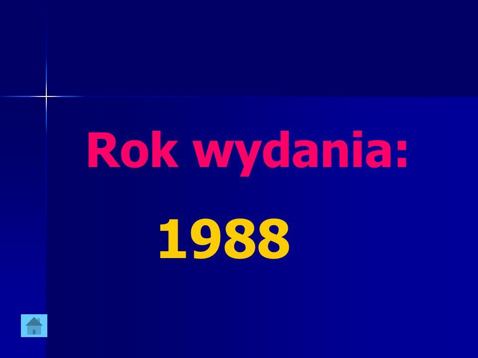 Rok wydania: 1988