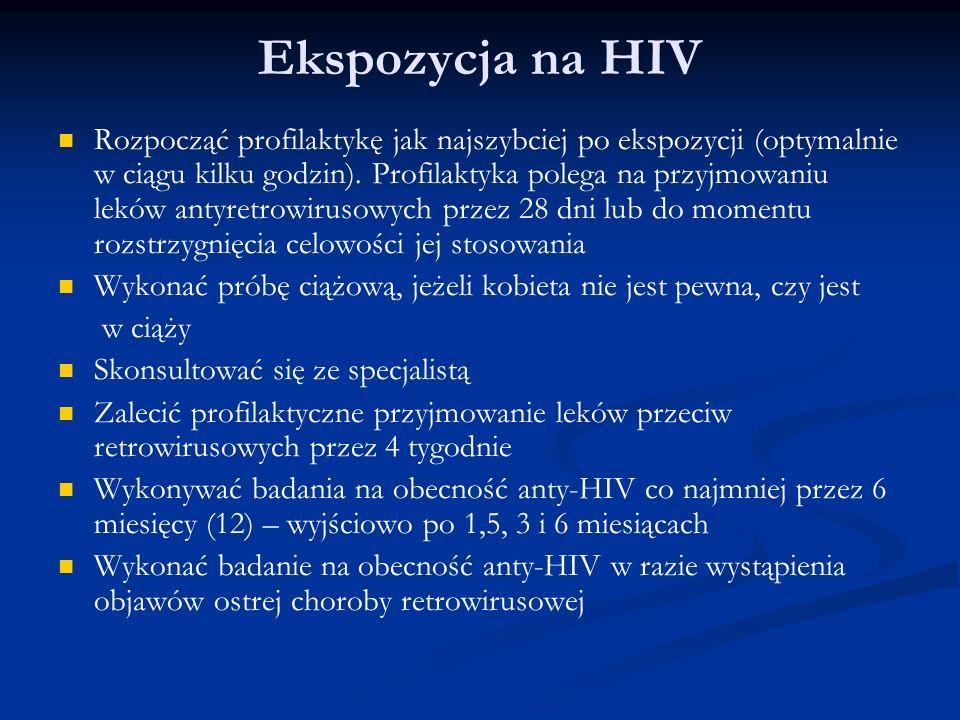 Ekspozycja na HIV