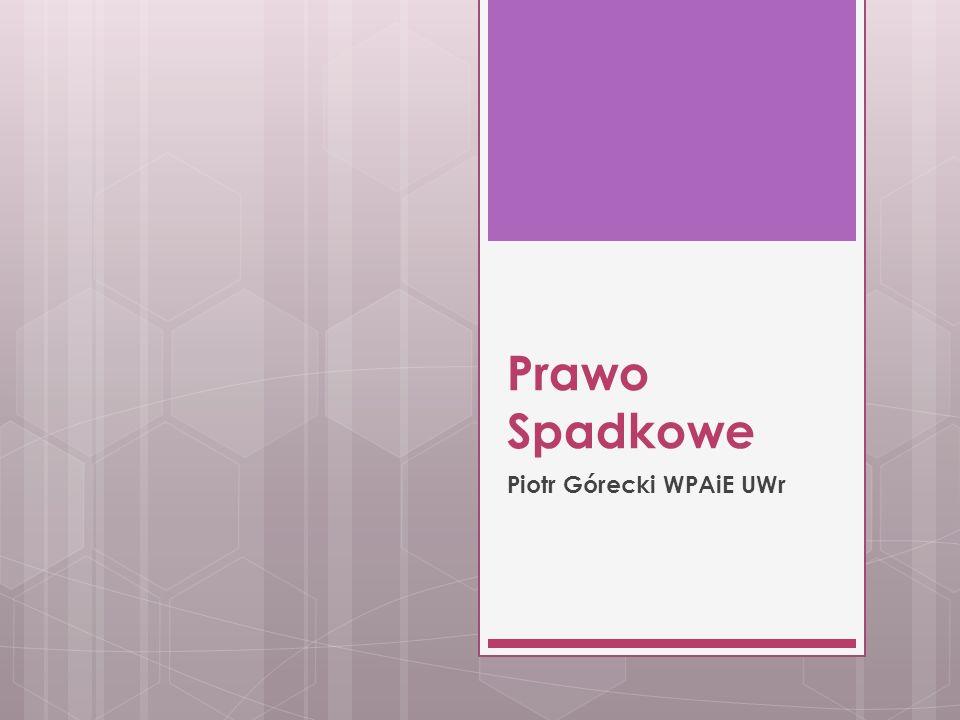Piotr Górecki WPAiE UWr