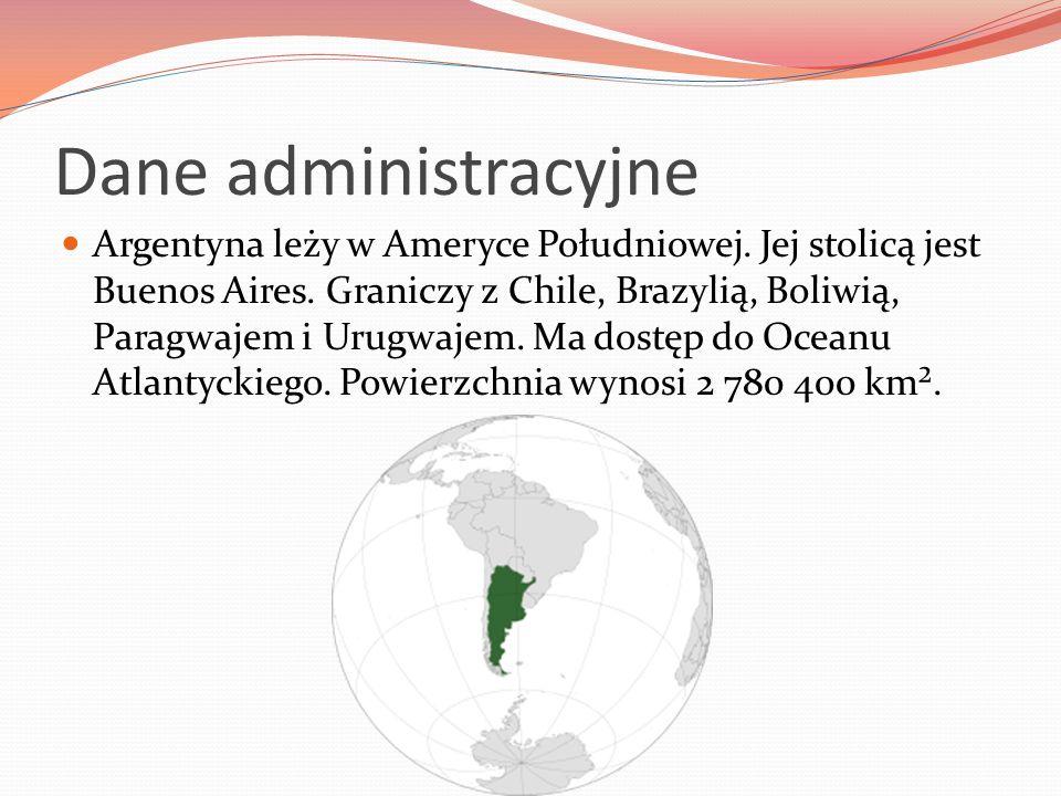 Dane administracyjne