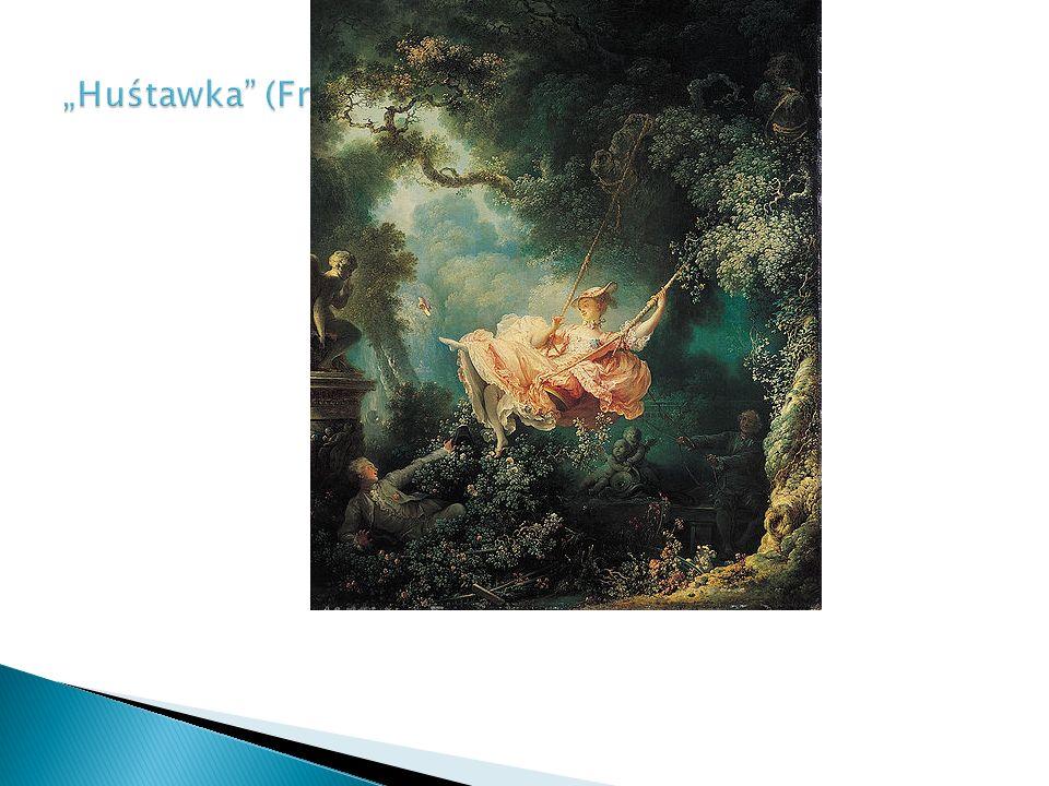 """Huśtawka (Francja 1767r.)"