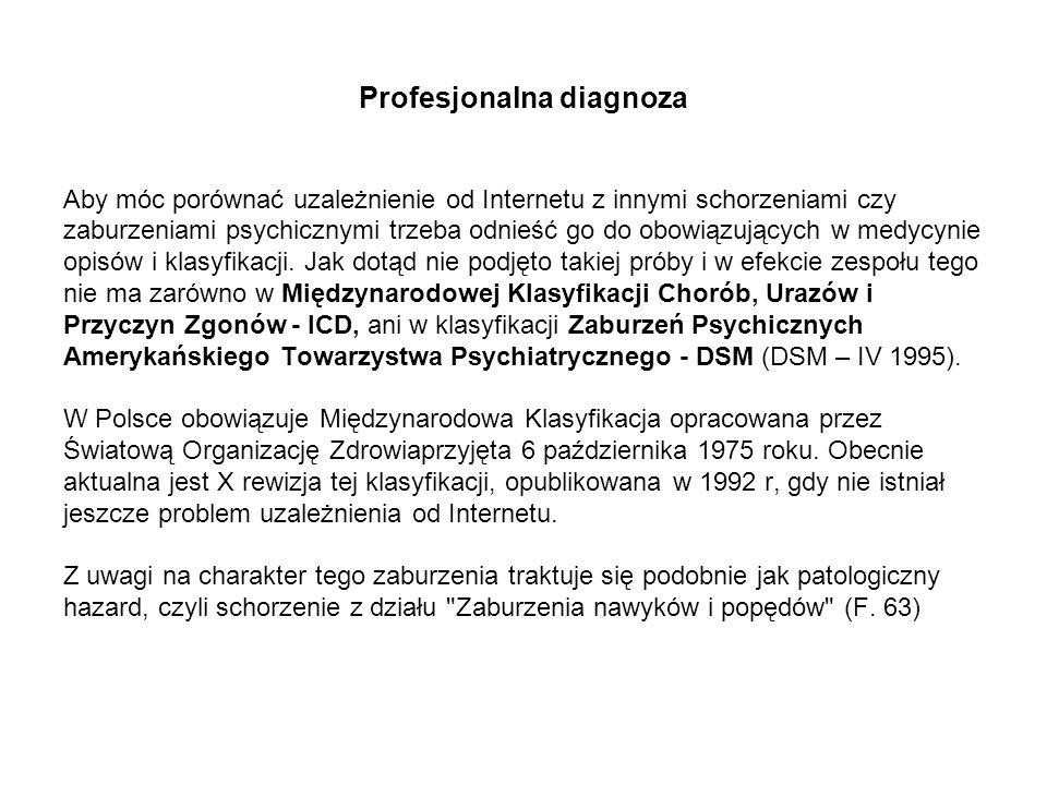 Profesjonalna diagnoza
