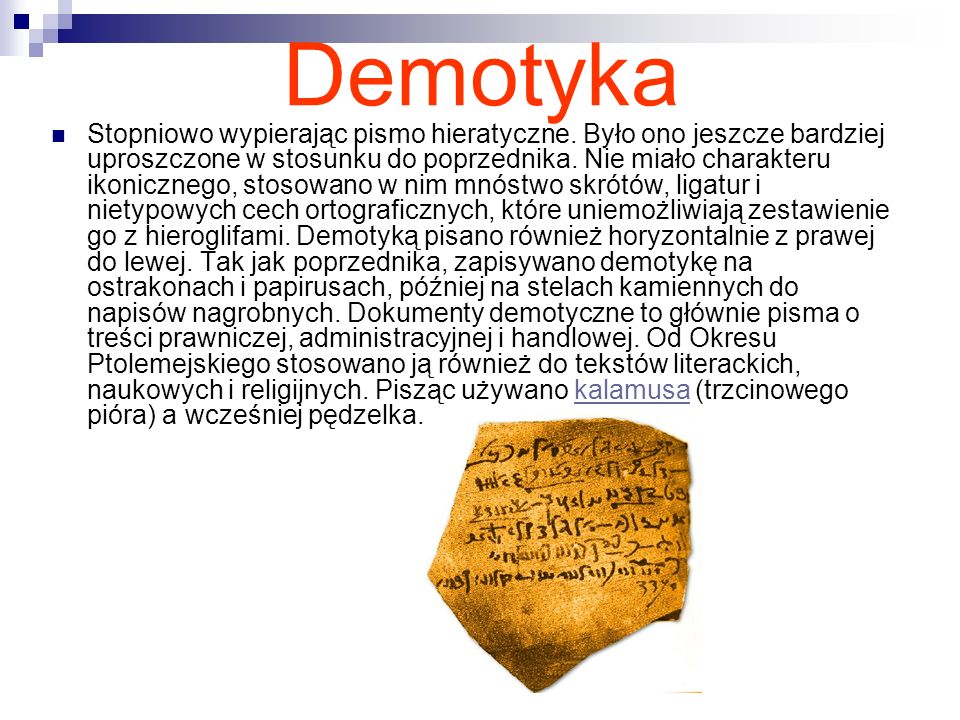 Demotyka