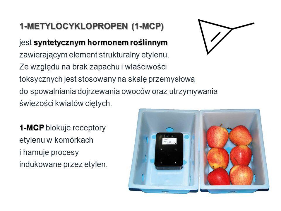 1-METYLOCYKLOPROPEN (1-MCP)