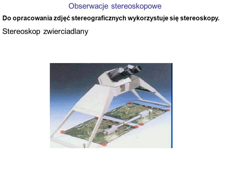 Obserwacje stereoskopowe