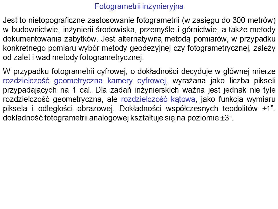 Fotogrametrii inżynieryjna