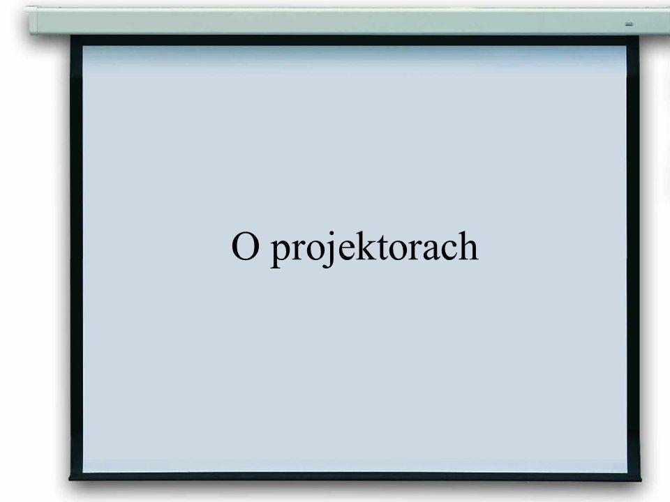 O projektorach