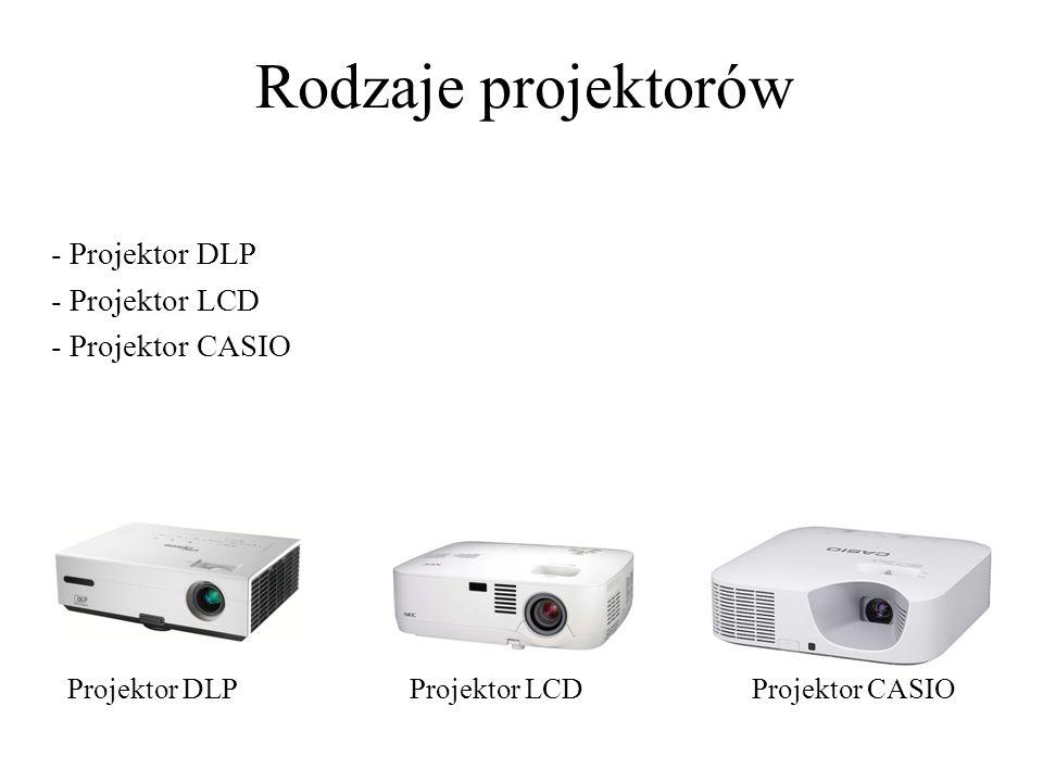 Projektor DLP Projektor LCD Projektor CASIO
