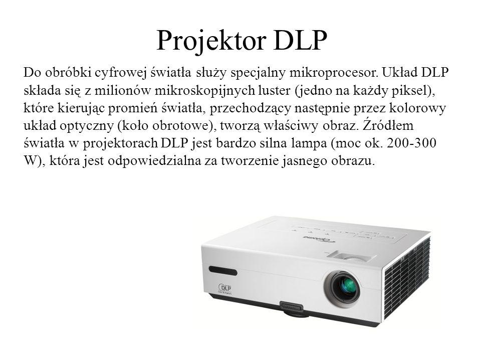 Projektor DLP