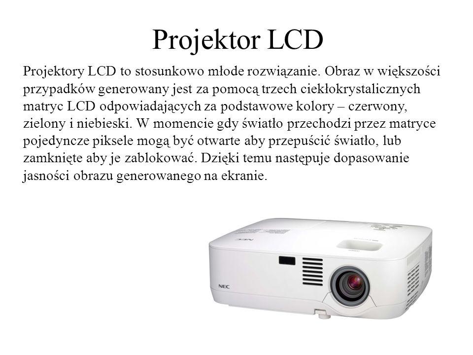 Projektor LCD