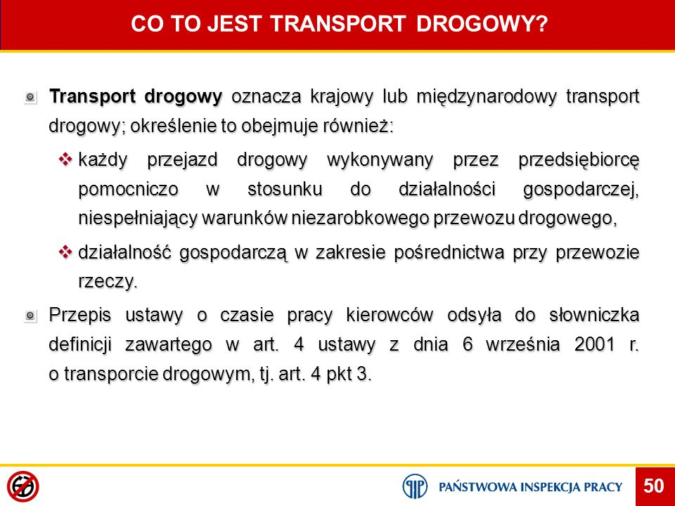 CO TO JEST TRANSPORT DROGOWY
