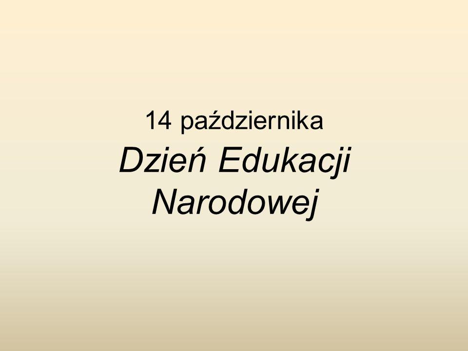 e6dcdc5350ee Dzień Edukacji Narodowej - ppt video online pobierz