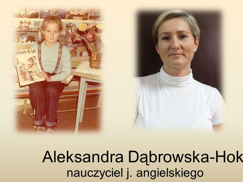 Aleksandra Dąbrowska-Hok