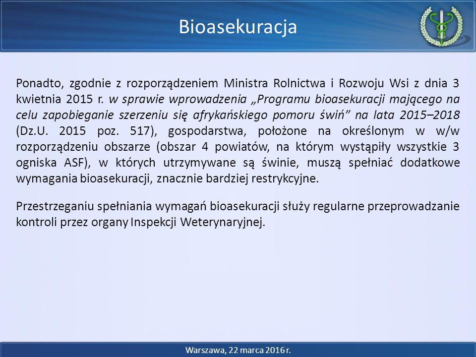 Bioasekuracja
