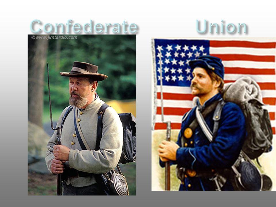 Confederate Union 12