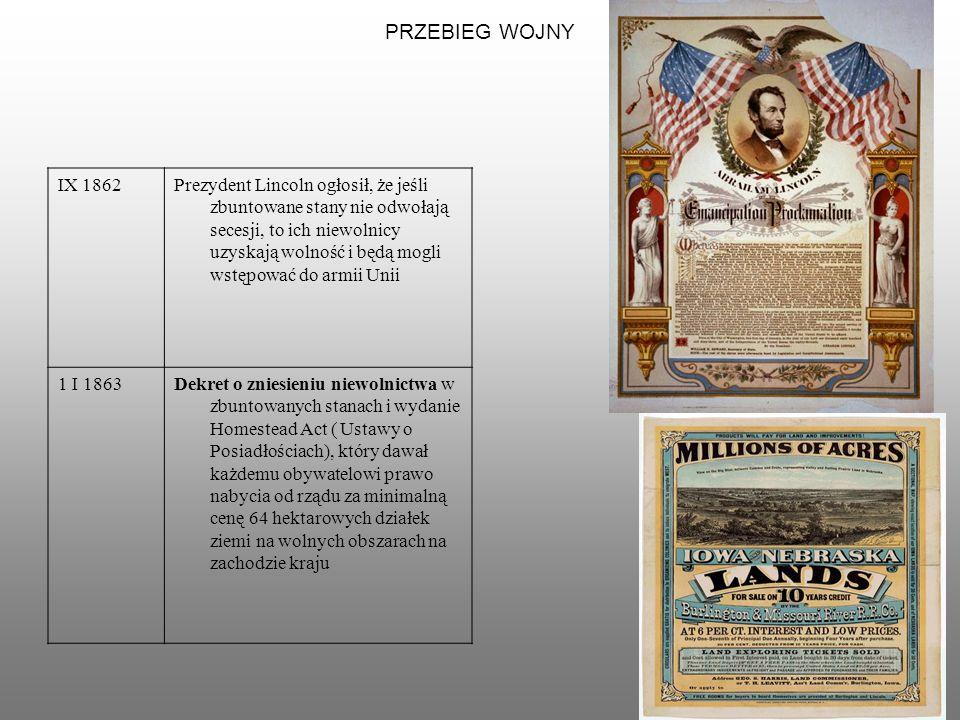 PRZEBIEG WOJNY IX 1862.