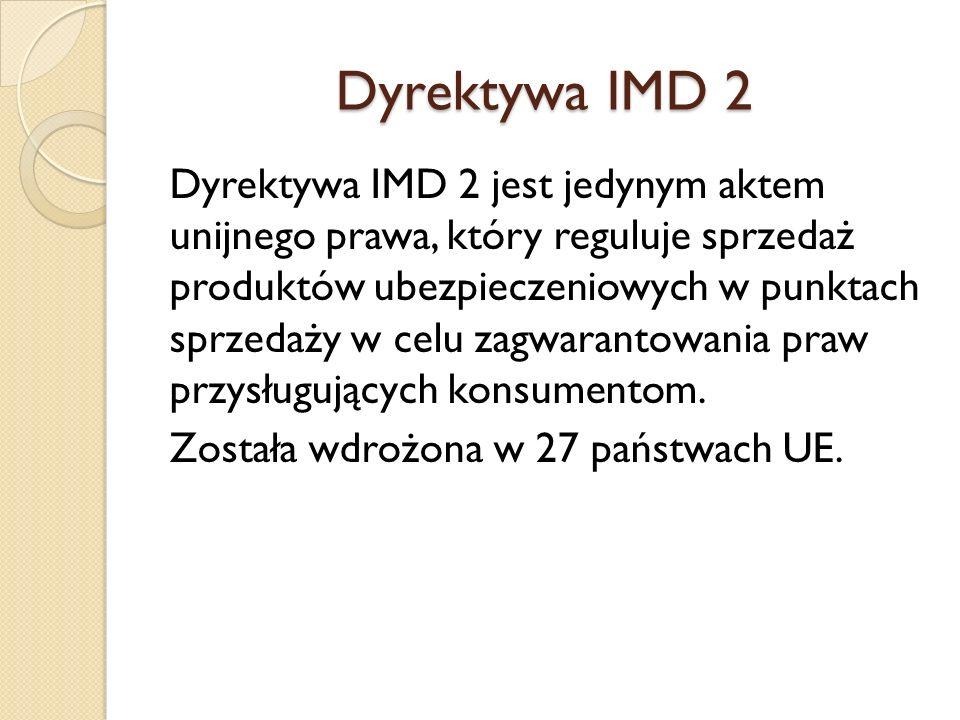 Dyrektywa IMD 2