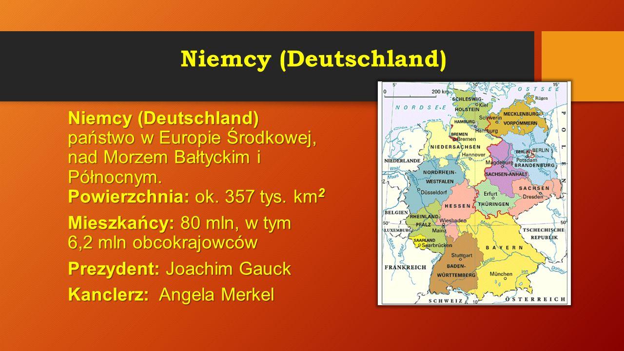 Niemcy (Deutschland)