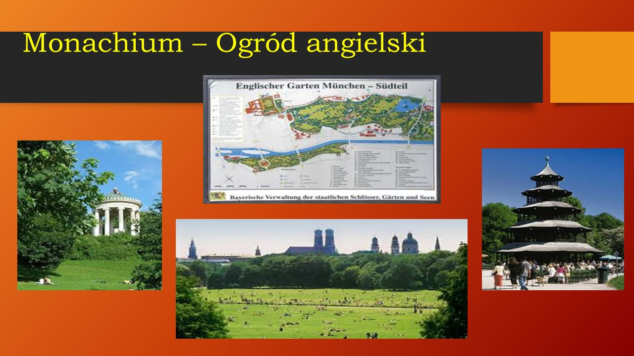 Monachium – Ogród angielski